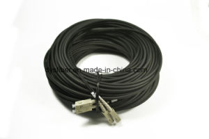 Outdoor Cable Assembly LC-LC Duplex Cpri Cable to Replace RF Cable pictures & photos