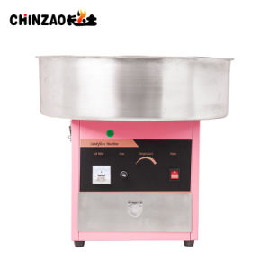 Table Top Commecial Cotton Candy Floss Machine on Sale pictures & photos