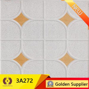 300X300mm Blue Flower Bathroom Decoration Ceramic Floor Tile (3A271) pictures & photos