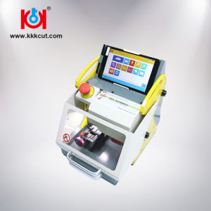 Fully Automatic Used Key Cutting Machine Multiple Languages (SEC-E9) pictures & photos