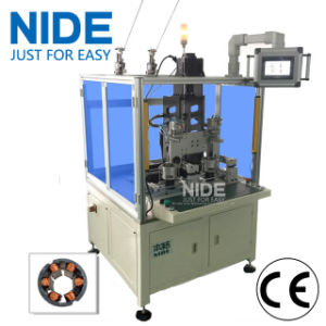 High Efficiency BLDC Motor Automatic Inslot Winding Machine pictures & photos