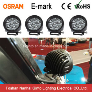 New E-MARK Jeep 18W Osram LED Work Light (GT2009-18W) pictures & photos