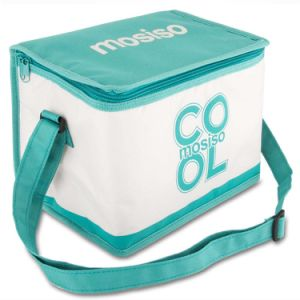 Insulated Shoulder Lunch Bag Thermal Cooler Lunch Picnic Storage Bag pictures & photos