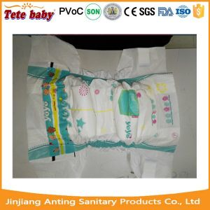 You You Baby Diaper with Wetness Indicator Disposable Baby Diaper in China pictures & photos