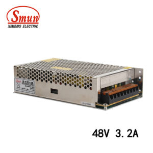 Smun S-150-48 150W 48VDC 3.2A LED Power Supply SMPS pictures & photos