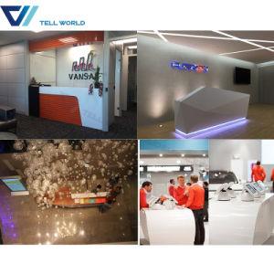 Wholesale Commercial White Reception Desk pictures & photos