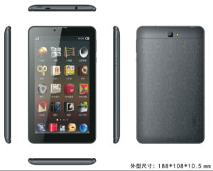 7 Inch Tablet PC 3G Tablet Mtk821 Dual Core 4GB Android 4.4 Dual SIM Dual GPS Phone Call WiFi, 3G Tablet Phone. pictures & photos