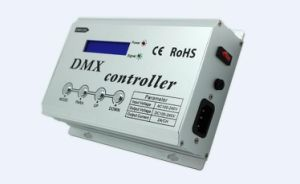 High-Voltage DMX Controller with LCD Display pictures & photos