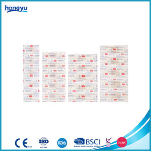 Mixed Size Transparent PE Bandage for Pharmacy and Hospital pictures & photos