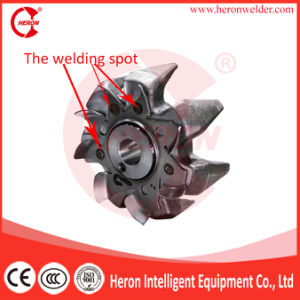 110kVA Direct Current Welder for Welding Motor Fan with Rotor pictures & photos