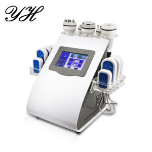 Body Contouring Liposuction Device Cavitation Body Slimming Machine Beauty Equipment pictures & photos