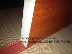 Poplar Material for Cabinet /Wardrobe /Kitchen 1220*2440mm Melamine Board pictures & photos