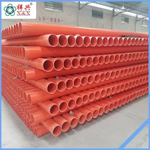 Electric Conveyance and Distribution Wire PVC-U Pipe pictures & photos