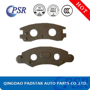 Made in China Brake Pads Welded Mesh Backing Plate pictures & photos