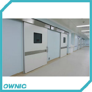 Built-in Automatic Air Tight Sliding Door for Hospital pictures & photos