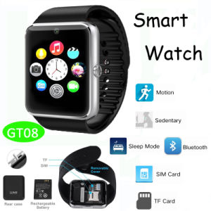 Fashionable Smart Mobile Watch with Bluetooth (GT08) pictures & photos