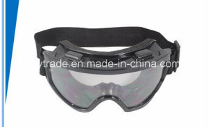 Clear or Customized Color PVC Lens Goggle for Safety pictures & photos