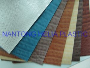 PVC Sofa Leather (HL19-10) pictures & photos