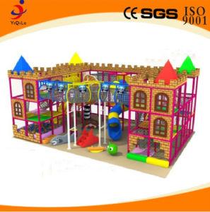 Cheap Kids Indoor Playground for Amusement Park (YQL-0180018)