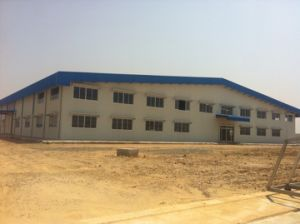 Portal Frame Prefabricated Light Steel Structure Building (KXD-SSB94) pictures & photos