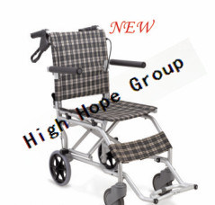 High Hope Medical - Aluminium Alloy Manual Wheelchair-Ky9003L pictures & photos