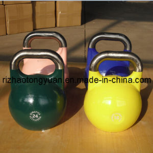 Steel Handle Competition Kettlebell pictures & photos