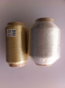 250d Pure Silver Metallic Yarn pictures & photos
