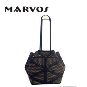 2016 China Supplier New Leather Handbags / Hardware Handbags (BS1609-7)