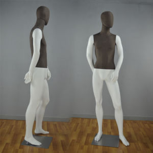 Fabric Wrapped Male Mannequin in Hot Sale pictures & photos