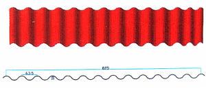 Corrugated Plate (HV-825)