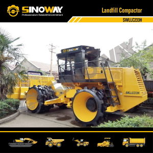 33 Ton Trash Compactor, Garbage Compactor, Waste Compactor pictures & photos