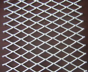 Punching Weave Style and Expanded Mesh Type Expanded Metal Mesh pictures & photos