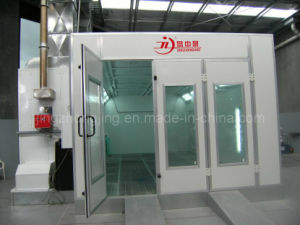 Internal Ramp Car Spray Booth / Paint Booth pictures & photos
