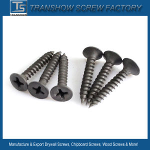 Grey Phosphated Twinfast Thread Drywall Screws pictures & photos