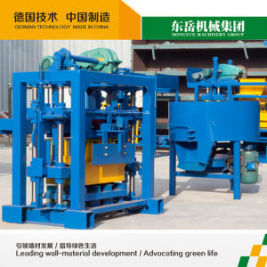 Small Concrete Block Molding Machine Qt40-2 Small Hollow Block Making Machinery Price pictures & photos