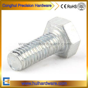 Carbon Steel Gr4.8 Hex Bolt M8 Factory pictures & photos