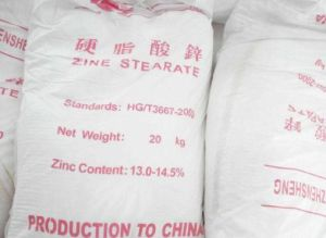 China Zinc Stearate CAS 557-05-1 with Good Quality at Factory Price pictures & photos