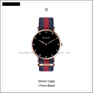 D Style Simple Watch Classical Fashion Watches pictures & photos