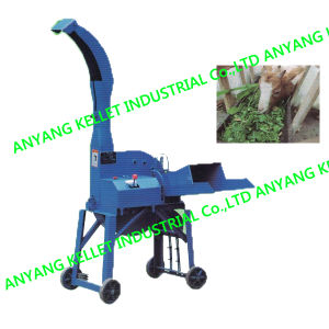Grass Forage Chaff Crops Stalk Cutter Machine for Animal Feed