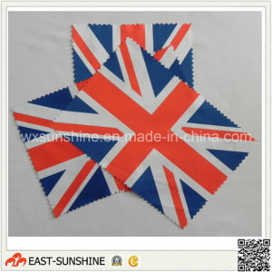 Single-Side Printed Microfiber Cleaning Cloth (DH-MC0360) pictures & photos