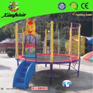 New Jump Children Trampoline for Sale (LG061) pictures & photos