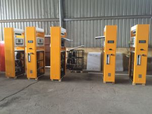 One Pump-One Horse -Two Display Cheap Fuel Dispenser pictures & photos