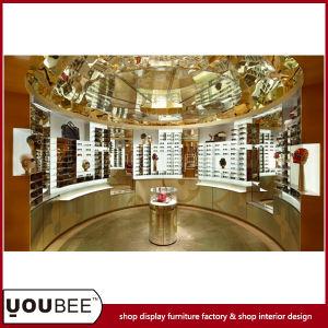 luxury eyewear ejfy  Unique Display Showcase/Fixtues for Luxury Eyewear/Sunglass Shop Interior  Design