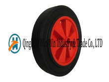 11 Inch Solid Rubber Wheel for Wheelbarrow pictures & photos