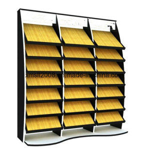 Modern Retail Shop Display Rack, Wooden Display Stand pictures & photos
