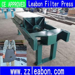 Practical Jack Compressive Filter Press Manual Pressure pictures & photos