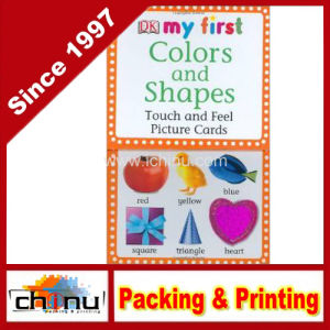 Colors and Shapes Touch and Feel Picture Cards (430031) pictures & photos