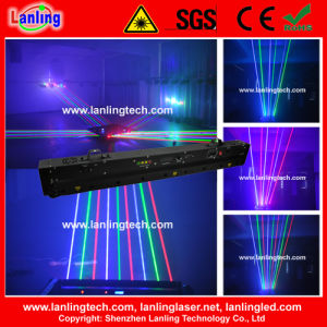 New RGB Disco Laser Moving Bar Lights pictures & photos