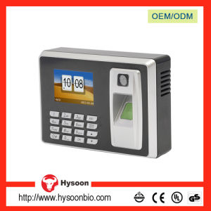 Fingerprint Time Attendance Machine with Simple Access Control Hysoon C15