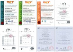Factory for 210W Mono Solar Panel with TUV Certificate pictures & photos